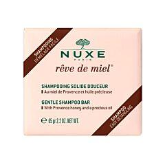 Nuxe Rêve De Miel Zachte Verstevigende Shampoo Bar 65g