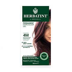 Herbatint 4M Permanente Haarkleuring - Acajou Kastanje 150ml