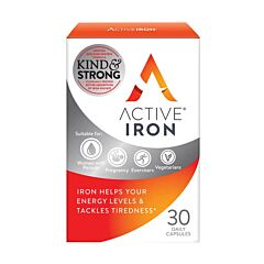 Active Iron Kind & Strong 30 Capsules