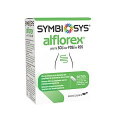 Symbiosys Alflorex Prikkelbare Darm 30 Capsules