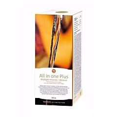 All In One Plus Multivitaminen/ Mineralen 480ml