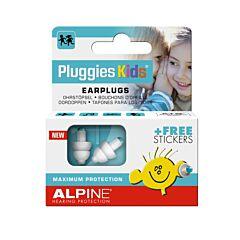 Alpine Pluggies Kids Oordopjes 1 Paar