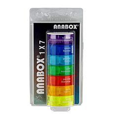 Anabox 7-In-1 Pildoos Regenboog 1 Stuk