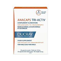 Ducray Anacaps Tri-Activ Tijdelijke Haaruitval 30 Capsules