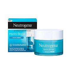 Neutrogena Hydro Boost Aqua Crème Droge Huid 50ml