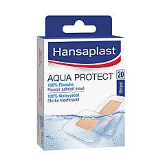 Hansaplast Aqua Protect 20 Pleisters