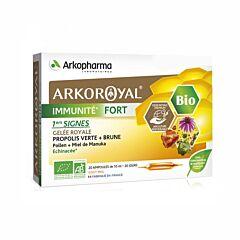Arkoroyal Immuniteit Forte Bio 20x10ml Ampullen