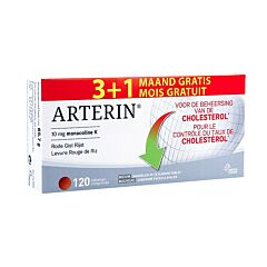 Arterin 90 Tabletten + Promo 30 Tabletten GRATIS