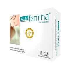 Bacilac Femina 60 Capsules