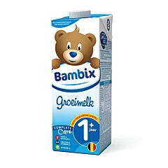 Bambix Groeimelk Natuur 1J+ 1L