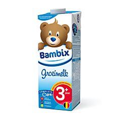 Bambix Groeimelk Natuur 3J+ 1L