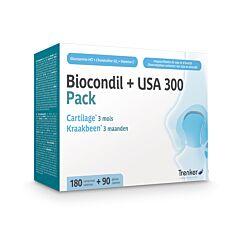 Biocondil 180 Tabletten + USA300 90 Capsules