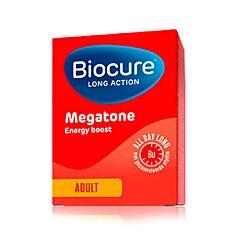 Biocure Long Action Megatone Energy Boost Adult 30 Tabletten