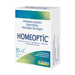 Boiron Homeoptic 10x0,4ml Unidoses