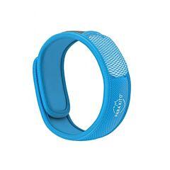 Parakito Anti-Muggen Armband Blauw + 2 Navullingen