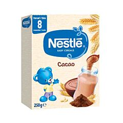 Nestlé Baby Cereals Cacao 250g