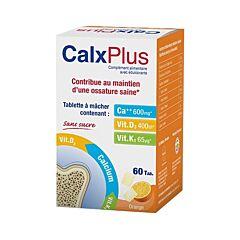 CalxPlus Sinaas 60 Tabletten