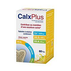 CalxPlus Vanille 60 Tabletten