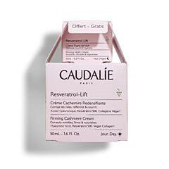 Caudalie Resveratrol-Lift Set Verstevigende Kasjmiercrème 50ml + GRATIS Nachtcrème 15ml