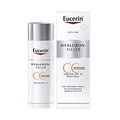 Eucerin Hyaluron Filler CC Crème Medium 50ml