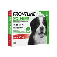 Frontline Combo Line Hond XL >40kg Vlooien/ Teken 3x4,02ml