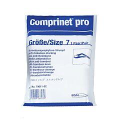 Comprinet Pro Compressiekous - Maat 7 - 1 Paar