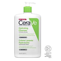 CeraVe Hydraterende Reinigingscrème 1L Pompfles