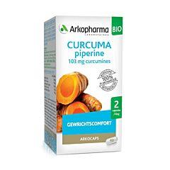 Arkocaps Curcuma Piperine Bio Gewrichtscomfort 40 Capsules