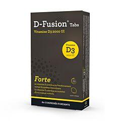 D-Fusion Forte 2000IE 84 Smelttabletten
