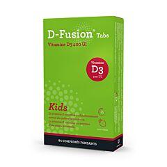 D-Fusion Kids 400IE 84 Smelttabletten