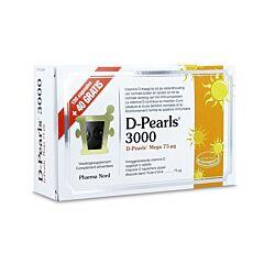 Pharma Nord D-Pearls 3000 Promo 120+40 Capsules GRATIS