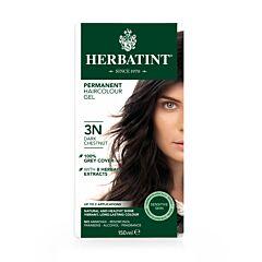Herbatint 3N Permanente Haarkleuring - Donker Kastanje 150ml