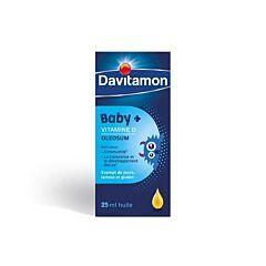 Davitamon Baby+ Vitamine D Oleosum Olie 25ml