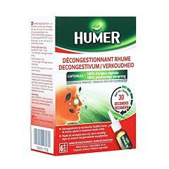 Humer Decongestivum/ Verkoudheid Neusspray 20ml