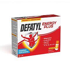 Defatyl Energy Plus 28 Flesjes
