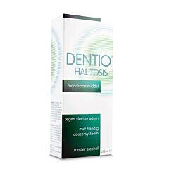 Dentio Halitosis Slechte Adem Mondspoeling 250ml