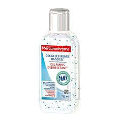 Mercurochrome Desinfecterende Handgel Aloë Vera 75ml