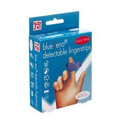 BlueZeno Detectable Fingerstrips 18x3cm 20 Stuks