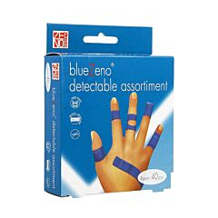 BlueZeno Detectable Strips Assortiment 40 Stuks