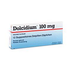 Dolcidium 100mg 12 Zetpillen