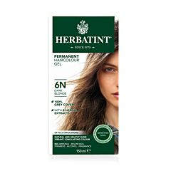 Herbatint 6N Permanente Haarkleuring - Donker Blond 150ml