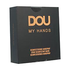 Dou My Hands Desinfecterende Handspray Pack 3x45ml