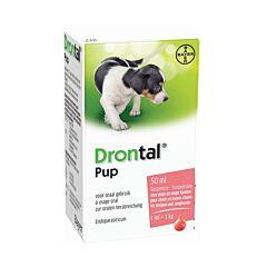 Drontal Pup Ontworming Orale Suspensie 50ml