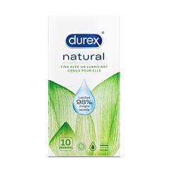 Durex Naturals Condooms 10 Stuks