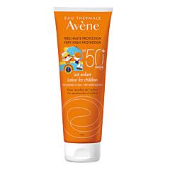Avène Zonnemelk Voor Kinderen SPF50+ 250ml