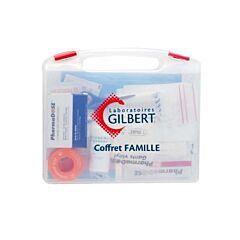 Gilbert EHBO Familiekoffer 1-4 Personen 1 Stuk