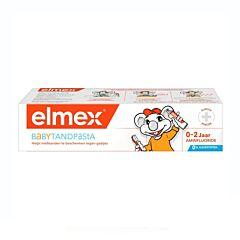Elmex Baby Tandpasta 0-2 Jaar 50ml