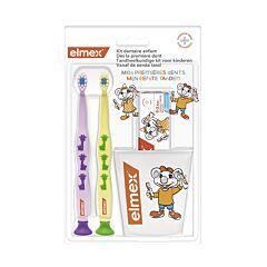 Elmex Starter Kit 0-3 Jaar 1 Stuk