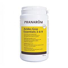 Pranarôm Essentiële Vetzuren 3-6-9 120 Capsules