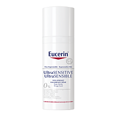 Eucerin Ultra Sensitive Kalmerende Crème Droge Huid 50ml